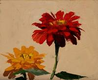 Zinnias two