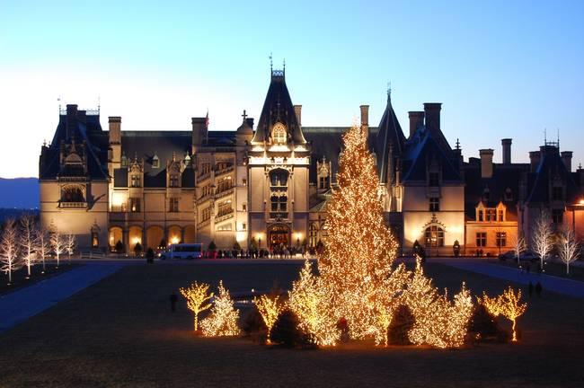 """Biltmore Estate Artwork Biltmore Estate Christmas """""""