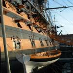 """""""HMS Victory"""" by CarrieWaters"""