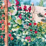 """Garden View"" by allinghamcarlson"