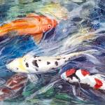 """Koi III"" by allinghamcarlson"