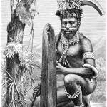 """Solomon Islands Warrior"" by inquirewithin"