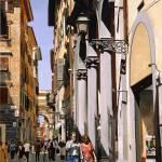 """""""Via del Corso"""" by matteopaints"""
