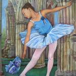 """""""Butterfly Ballerina"""" by rmcotton"""