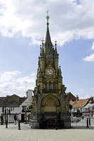 American Fountain, Stratford-upon-Avon (18039-RDA)