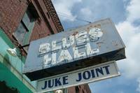 Memphis Blues Hall