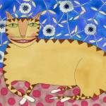 """""""Cheshire Cat"""" by SharonBloom"""
