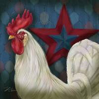 Red Star Rooster