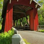 """Brookwood Covered Bridge"" by jameseddy"