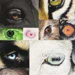 """Zodiac Eyes"" by Lillianblouin"
