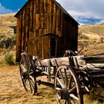"""""""Wagon and Shed"""" by timleonhardt"""
