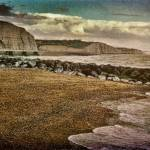 """Rottingdean Cliffs"" by ChrisLord"