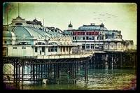 The Old Victorian West Pier