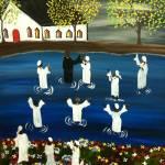 """Bayou Baptism"" by ninaspencer"