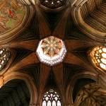 """Medieval Cathedral Ceiling"" by Llanthony"