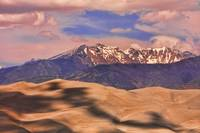 Colorado's Great Sand Dunes Shadow of the Clouds