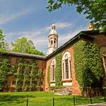 """Nassau Hall, Princeton University, NJ"" by PinakiC"