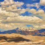 """Great Sand Dunes National Monument"" by lightningman"