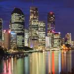 """Brisbane on a thurday evening"" by TimJHarper"