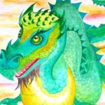 """Dragon Fantasy"" by Blarney333"