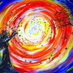 """The vortex of light"" by Blarney333"