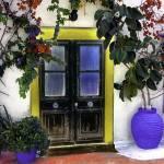 """Doorway In Santorini"" by madeline"