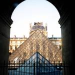 """Louvre Angles"" by LeeMcFarlanePhotography"