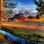 """Serenity at the Moulton Barn"" by jpat"