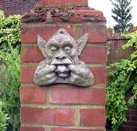 The Garden Gargoyle