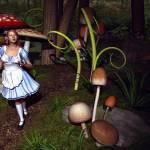 """""""Enter Wonderland"""" by krypticeye"""