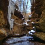 """""""Trail 3 Icicles (IMG_9332)"""" by jvandyke"""
