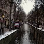 """Canal In Amsterdam"" by awagner"