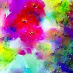 """""""Cascade De Fleurs"""" by angelaburman"""