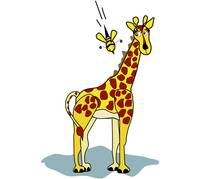 Hilda the Giraffe