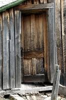 Door at Old Homestead