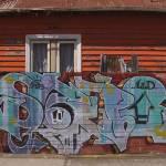 """""""Brunswick Graffiti"""" by daveoh"""