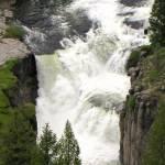 """""""Lower Mesa Falls"""" by Terriair"""