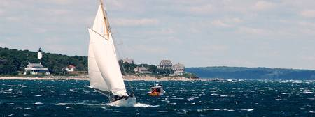 Martha's Vineyard Sailing