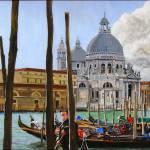 """Venezia"" by matteopaints"