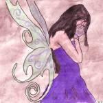 """Sad Faery"" by Artsy_Bru"