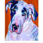 """Harlie The Great Dane"" by artpaw"