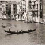 """Venetian Gondolas 2001"" by Artsy_Bru"