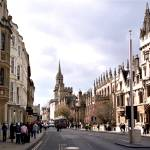 """High Street.  Oxford, England"" by MichelleLambert"