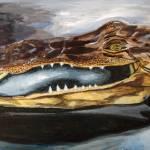 """""""Alligator head"""" by holllyyypocket"""