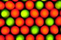 Lite Brite Green Orange