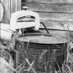 """Beatty washing machine ... 0 00 0"" by garytrentPHOTOGRAPHYcdn"