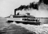 Oakland Ferry by WorldWide Archive