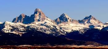 The Four Tetons