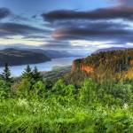 """0189 Columbia River Gorge Vista House"" by vincentlouis"