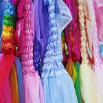 """""""rack of tafetta dresses"""" by nathangriffith"""